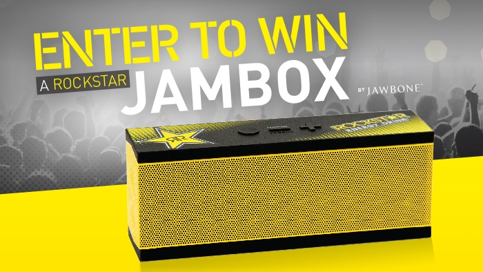 ROCKSTAR & FOODLAND HAWAII JAMBOX SWEEPSTAKES