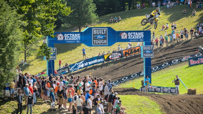 Unadilla Motocross National Race Report - Rockstar Energy Racing