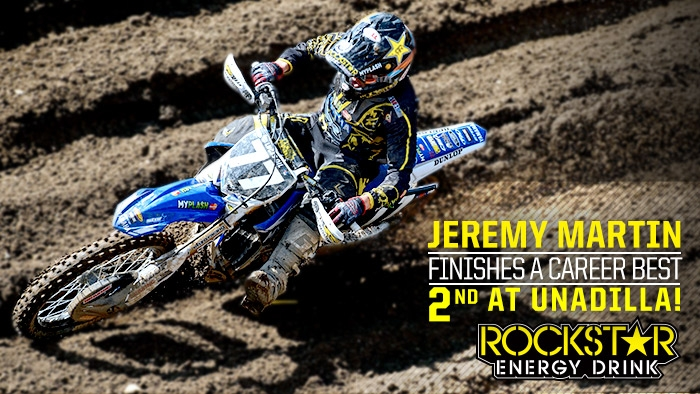 Jeremy Martin 2nd Overall In NY!