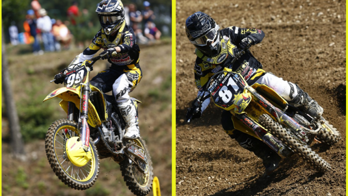 FIM Junior World Motocross Championship - Rockstar Energy Suzuki Europe