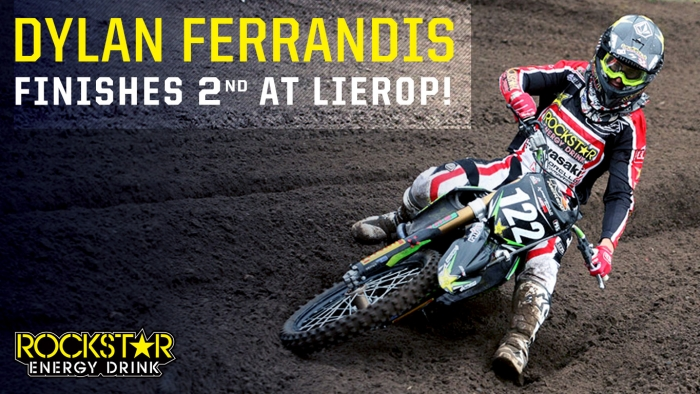 Dylan Ferrandis Picks up his 2nd Podium of 2013 at the GP of Benelux!