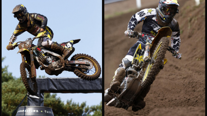 Rockstar Energy Suzuki Europe MX2 Lierop GP of Benelux Race Report