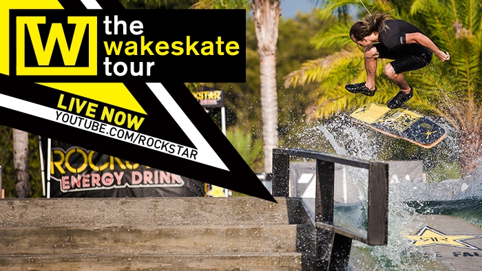 The Wakeskate Tour | Battle Falls Live Now!