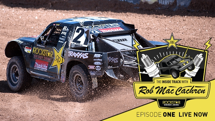 The Inside Track with Rob MacCachren EP 1 LIVE NOW
