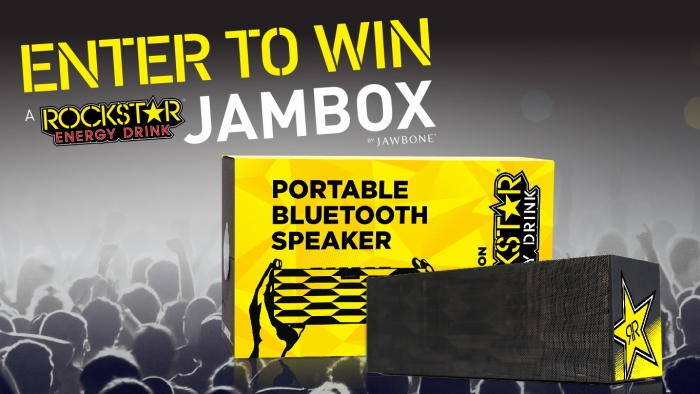 ROCKSTAR AND BOSSLEMAN'S JAMBOX SWEEPSTAKES
