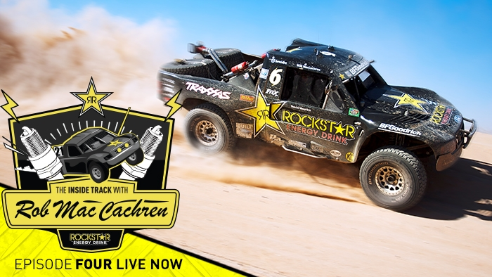 The Inside Track with Rob Mac EP 4 LIVE NOW