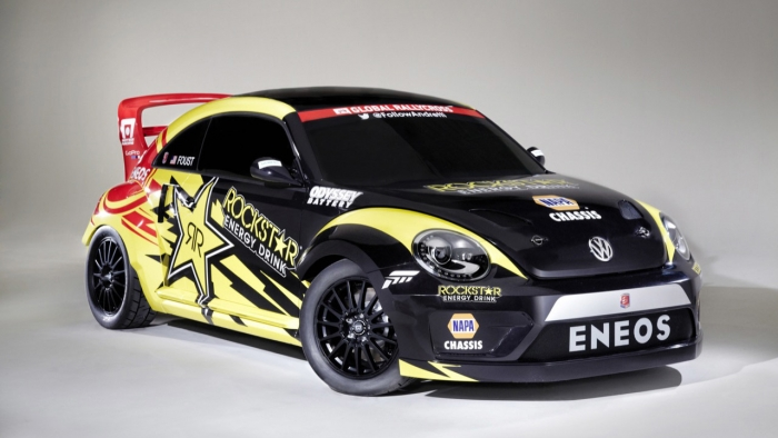 Foust joins VW Andretti Rallycross for 2014