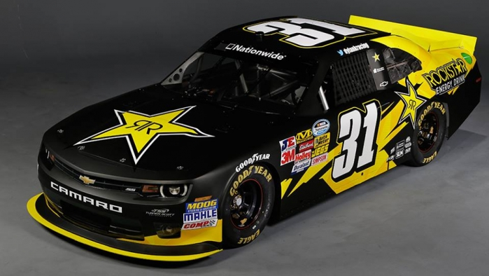 Kwasniewski to compete in NASCAR Nationwide