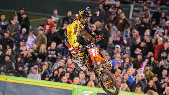 Anaheim Woes Tighten Points Chase for Jason Anderson