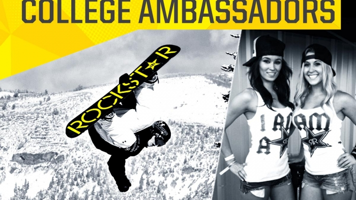 NOW HIRING UNIVERSITY/COLLEGE AMBASSADORS