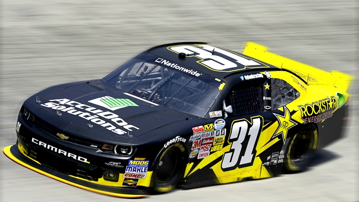 Dylan Kwasniewski No. 31 NNS Post-Race Report: Bristol Motor Speedway