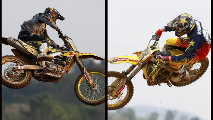 Clement Desalle Races to Thai MXGP Podium