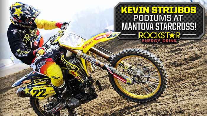 Kevin Strijbos Finishes 3rd at Mantova Starcross