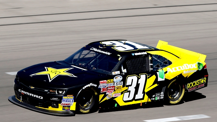 Dylan Kwasniewski No. 31 NNS Post-Race Report: Las Vegas Motor Speedway