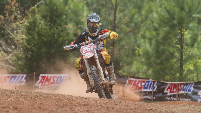 Sipes Words: GNCC Round 5 - Dunlop Limestone 100