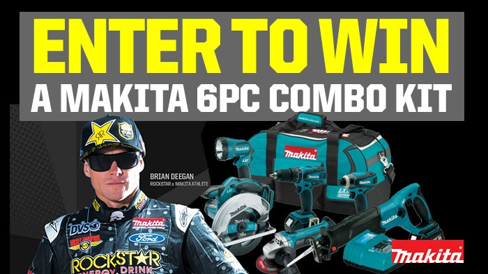 ROCKSTAR & US MAKITA-KING SOOPERS SWEEPSTAKES