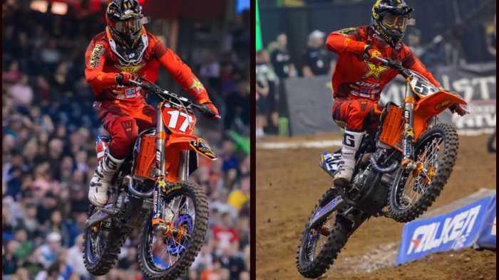 Jason Anderson Shines in Houston