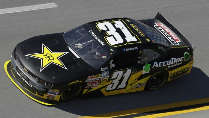 Dylan Kwasniewski No. 31 NNS Post-Race Report: Talladega Superspeedway