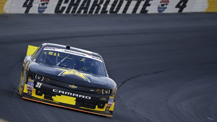 Dylan Kwasniewski No. 31 NNS Post-Race Report: Charlotte Motor Speedway