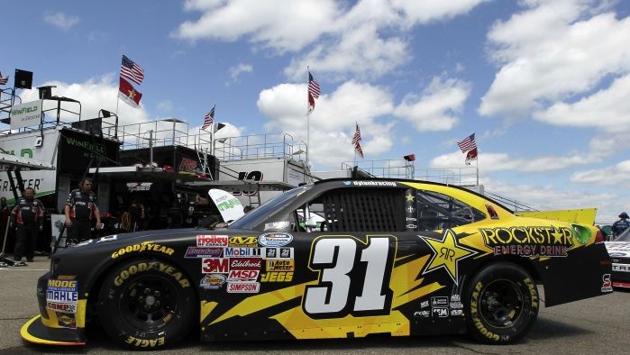 Dylan Kwasniewski No. 31 NNS Post-Race Report: Michigan International Speedway