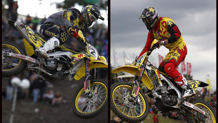 Clement Desalle Wins German MXGP