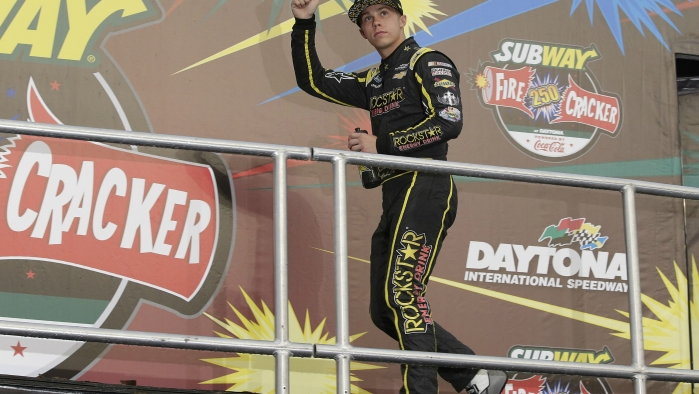 Dylan Kwasniewski No. 31 NNS Post-Race Report: Daytona International Speedway
