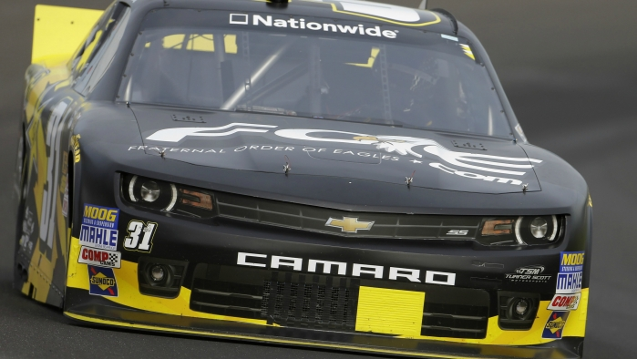 Kwasniewski Comes Home 14th at the Brickyard