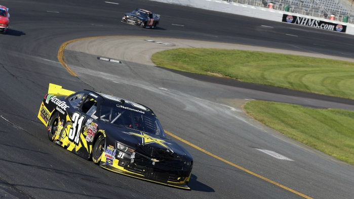Dylan Kwasniewski No. 31 NNS Post-Race Report: New Hampshire Motor Speedway