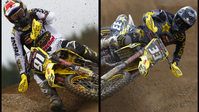 Top 10 for Seewer at Swedish MX2