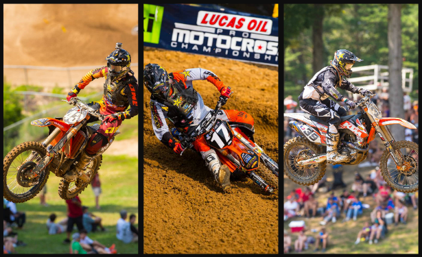 Anderson Makes it Two Podiums in a Row at Budds Creek