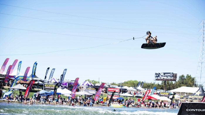 MasterCraft Pro Wakeboard Tour Lathrop