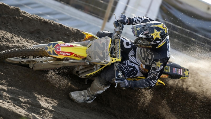 Srtrijbos Takes Hard-Fought MXGP Podium