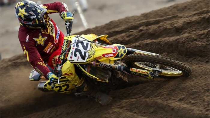 Strijbos up to Third After Home MXGP