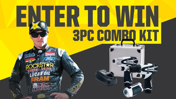 ROCKSTAR & AFFORDABLE BUYING GROUP MAKITA SWEEPSTAKES