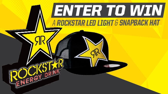 LinPepCo and Rockstar LED Ballot Box Sweepstakes