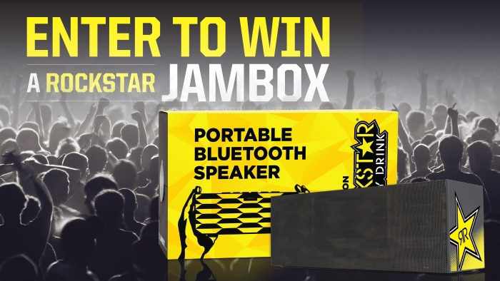 BREWER OIL & ROCKSTAR - JAMBOX BALLOT BOX SWEEPSTAKES