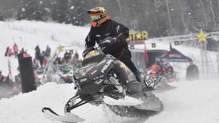 Wins all around for Rockstar Energy Polaris Racing at CSRA season opener in Sault Ste. Marie