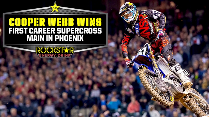 Webb Dominates in Arizona