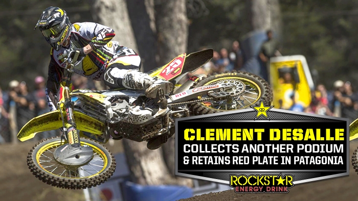 Desalle Holds Red Plate After Argentina Tie