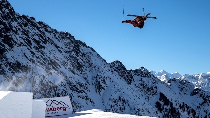 Sean Jordan Freeski Slopestyle Open