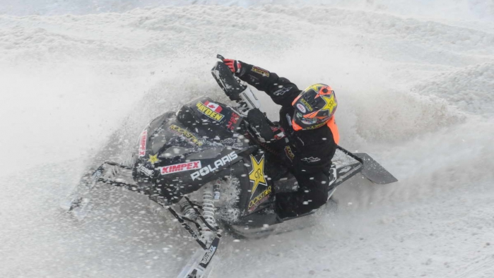 Podiums for Hayden and Rosko-Fong at Timmins National