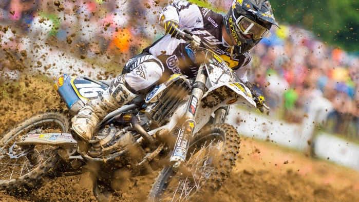 ROCKSTAR ENERGY HUSQVARNA FACTORY RACING PODIUMS IN BOTH CLASSES AT HIGH POINT