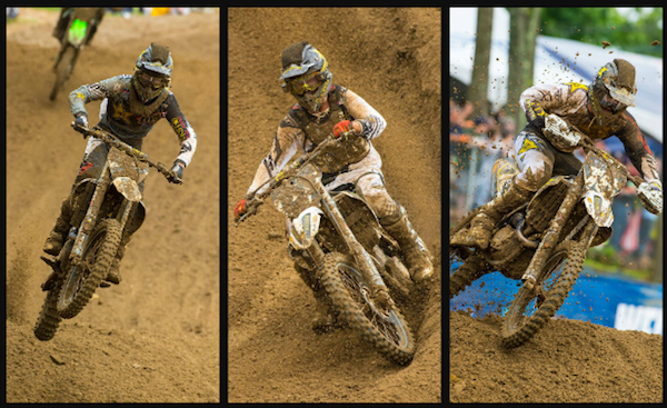 Rockstar Energy Husqvarna Race Report - Budds Creek