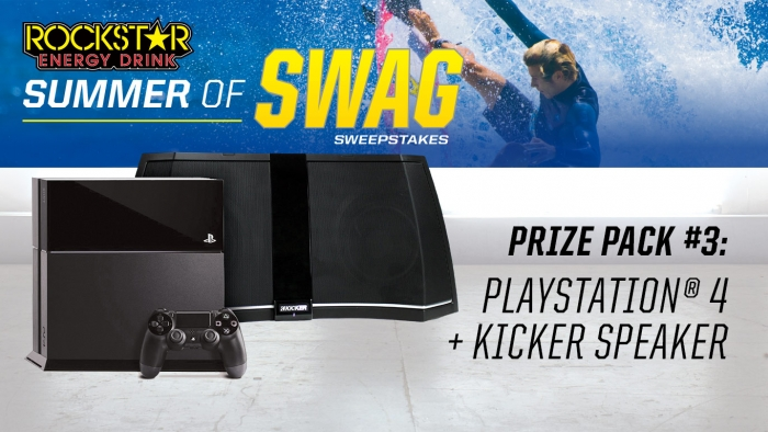 Summer Of Swag: Prize Pack #3