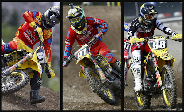Rockstar Energy Suzuki Europe Race Report - Uddevalla GP