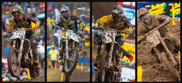 Rockstar Energy Husqvarna Race Report - Washougal MX
