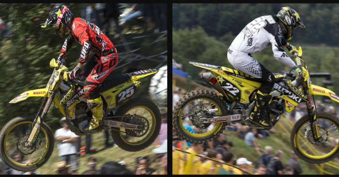 Rockstar Energy Suzuki Loket GP Race Report