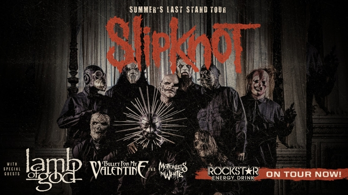 Slipknot - Summer's Last Stand Tour