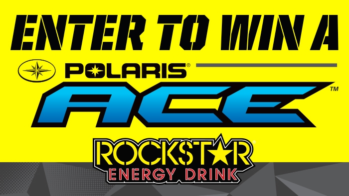 ROCKSTAR & ARA POLARIS ACE SWEEPSTAKES