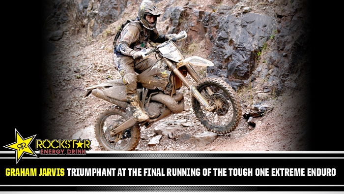 Graham Jarvis Victorious at Tough One Extreme Enduro